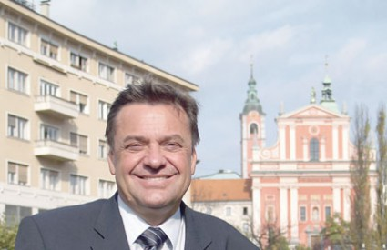 Ljubljanski gradonačelnik je trenutno u policiji na ispitivanju