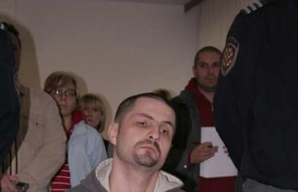 Osuđeni Zdenko Mrzljak