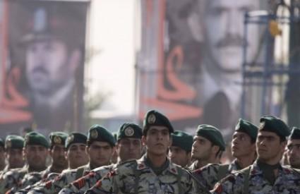 Mimohod iranskih vojnih snaga