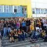 Prosvjed kninskih učenika srednjih škola