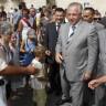Premijer Sanader otvorio novo pristanište u Sumartinu