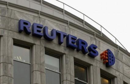Reuters na meti veseljaka