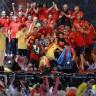 Svakom španjolskom nogometašu pola milijuna eura za naslov na Euru 2008