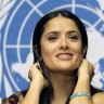 Salma Hayek za UNICEF