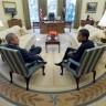 Druženje Busha i Obame u Bijeloj kući