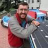 Solarni taksi na kraju puta oko svijeta
