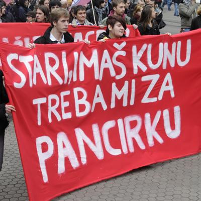 Marš solidarnosti 2008.