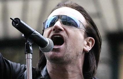 Bono demantirao bilo kakvu bolest