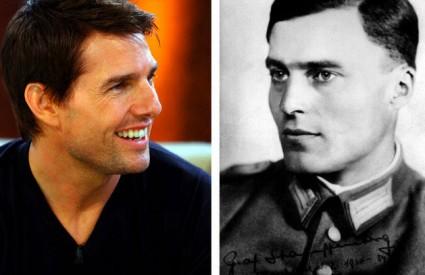 Tom Cruise utjelovljuje Clausa von Stauffenberga