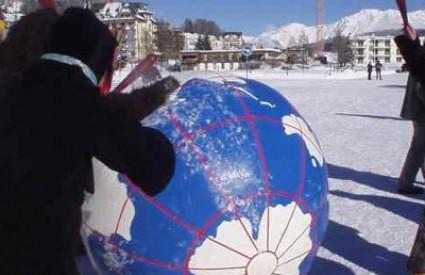 Svašta se događa u Davosu