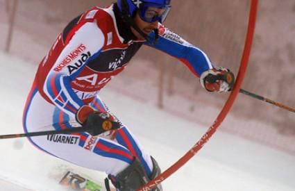 Svjetski prvak u slalomu Jean Baptiste Grange