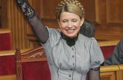 Julija Timošenko nalazi se među favoritima predsjedničkih izbora u Ukrajini