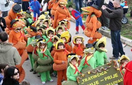 Dolazi vrijeme karnevala