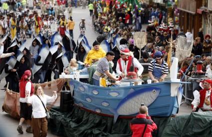 Riječki karneval tradicionalno - spektakularan