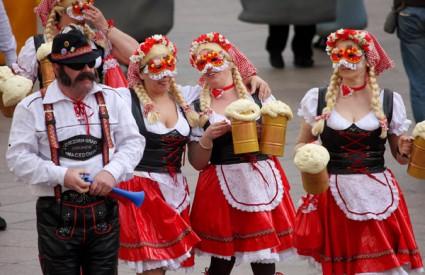 Riječki karneval po 30. puta