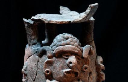 Vrijedna umjetnina Mayanske kulture kasnijeg razdoblja