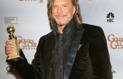 Mickey Rourke nije još iskazao talent do kraja