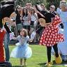 Hollywoodska kraljevska obitelj u posjeti Disney Kraljevstvu