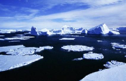 Artički led se topi sumanutom brzinom