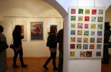 Izložba Igora Hofbauera na otvaranju DORF-a