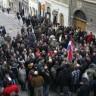 Na prosvjedu HUS-a okupilo se tisuću ljudi