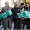 U2 privremeno dobili ulicu na Manhattanu