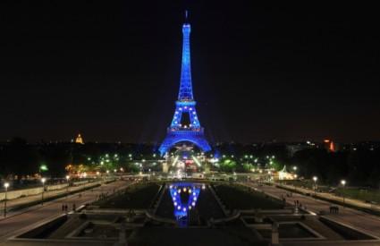 Eiffelov toranj neće samo gutati energiju