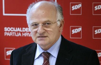 Josip Leko, novi predsjednik Sabora