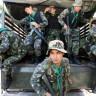 Vojni sukob na granici Kambodže i Tajlanda