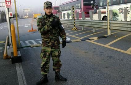 Nema ulaza za južnokorejance