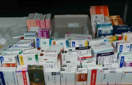 Preko stotinu lijekova prebačeno na Dopunsku listu