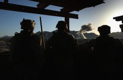 Pripadnici Isafa u utorak su izvijestili kako su u bombardiranju polovinom travnja ubili jednog od ključnih zapovjednika Al-Kaide