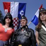 HDZ osudio ustaško znakovlje na Bleiburgu