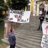 Studentski zbor Filozofskog fakulteta u Rijeci podržava blokadu