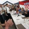 Onaj tko dođe na koncert Lepe Brene, ne voli Hrvatsku