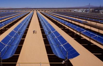 Solarni paneli mogu služiti i za hlađenje