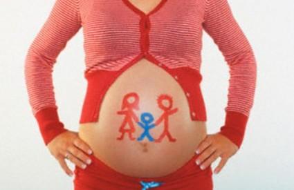 Blizina djece pojačava plodnost
