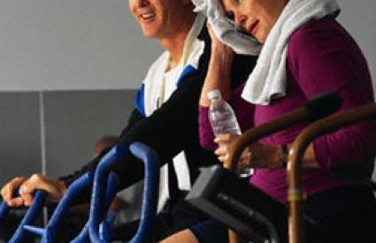 Vježbati možete početi i nakon 60-te