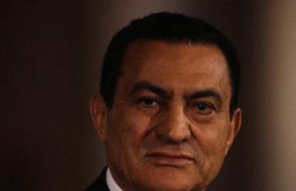 Hosni Mubarak provest će ostatak života u zatvoru