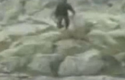To je za nepalske Jetije, a Bigfoot?
