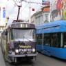 Mujo i Haso na tramvajskoj stanici