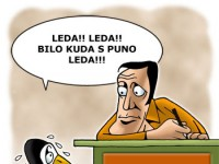 Karikatura dana by ZIG - kolovoz