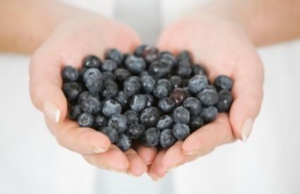 Borovnice su superhrana puna vitamina C i flavonoida