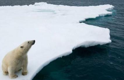 Leda je sve manje...