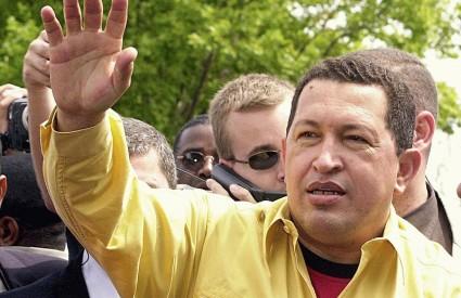 Hugo Chavez i dalje će biti predsjednik