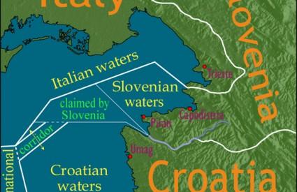 arbitražni sporazum referendum Slovenija