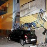 Urušavanje balkona ozlijedilo četiri osobe u Zagrebu