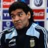 Maradona ne smije biti u Cape Townu na ždrijebu