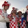 Policija privela sedmero hrvatskih navijača