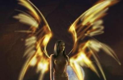 Anđeli ne mogu letjeti
